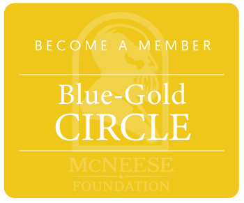 McNeese Blue-Gold Membership